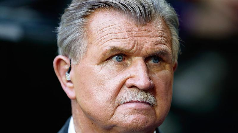 Pictured here, American football legend Mike Ditka finds national anthem protests offensive.