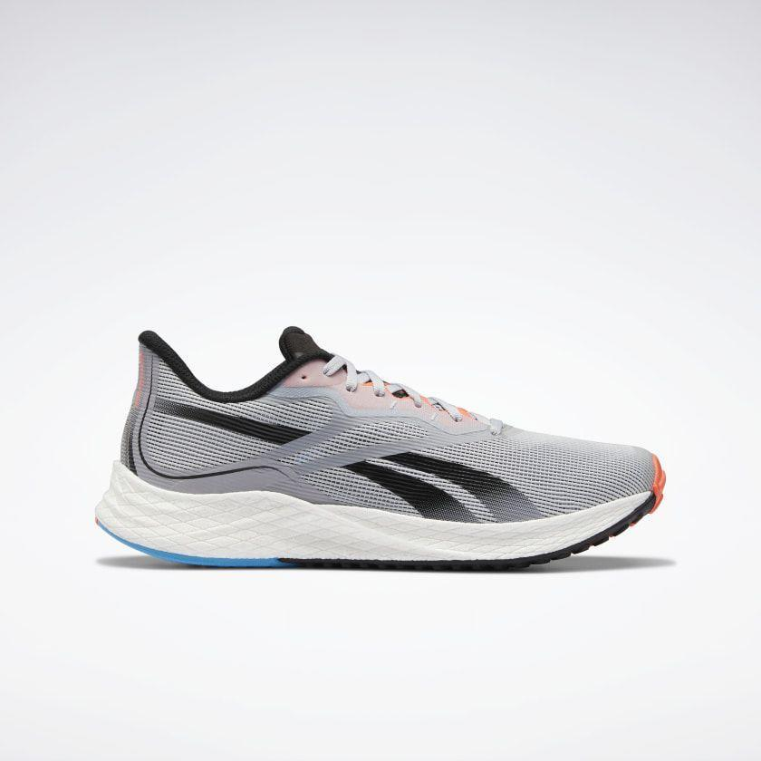 """<p><strong>reebok</strong></p><p>reebok.com</p><p><a href=""""https://go.redirectingat.com?id=74968X1596630&url=https%3A%2F%2Fwww.reebok.com%2Fus%2Ffloatride-energy-3-men-s-shoes%2FFY8250.html&sref=https%3A%2F%2Fwww.runnersworld.com%2Fgear%2Fg36599675%2Fglobal-running-day-sales%2F"""" rel=""""nofollow noopener"""" target=""""_blank"""" data-ylk=""""slk:Shop Now"""" class=""""link rapid-noclick-resp"""">Shop Now</a></p><p><strong><del>$100</del> $62 (40% off)</strong></p><p>In honor of Global Running Day, Reebok is taking 40 percent off select items with the promo code <strong>""""RUNNINGDAY.""""</strong> The sale's pièce de résistance? The Floatride Energy 3 sneakers. Decked out with a full-length carbon rubber outsole, this pair is abrasion-resistant and offers excellent tractions. While the pair's responsive cushioning will add a serious pep to your step, its lightweight design won't weigh you down. The cherry on top? RW named it one of the <a href=""""https://www.runnersworld.com/gear/a22750296/best-reebok-running-shoes/"""" rel=""""nofollow noopener"""" target=""""_blank"""" data-ylk=""""slk:best Reebok running shoes"""" class=""""link rapid-noclick-resp"""">best Reebok running shoes</a>.</p>"""