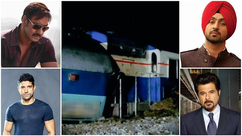 Amritsar Train Accident: Anil Kapoor, Ajay Devgn, Farhan Akhtar, Diljit Dosanjh Offer Their Condolences For Victims' Families - Read Tweets