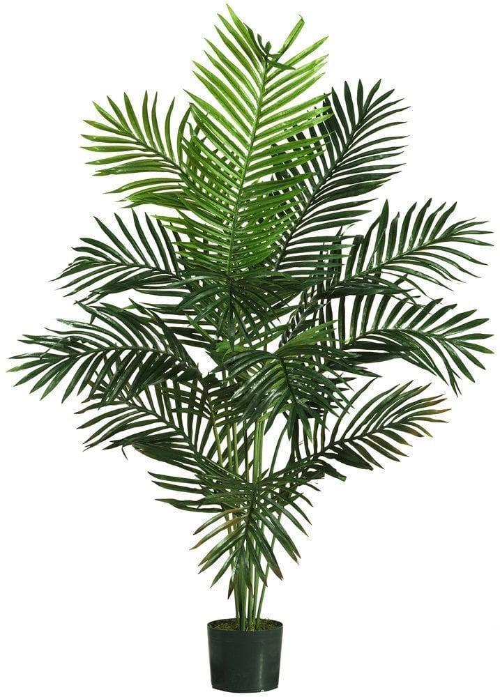 <p>You'll feel like you're living in the tropics with the <span>Nearly Natural Artificial Palm Tree</span> ($74). It's five feet tall, so it's sure to make a statement. </p>