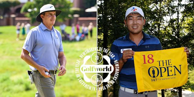 "<h1 class=""title"">joel-dahmen-sung-kang-newsmakers-2018-logo.jpg</h1> <cite class=""credit"">Getty Images (2)</cite>"