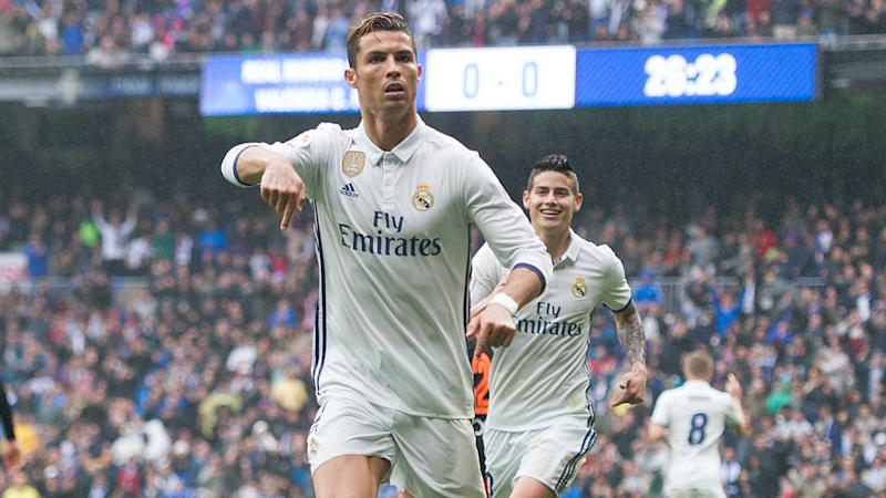 Ronaldo: I am from this planet!