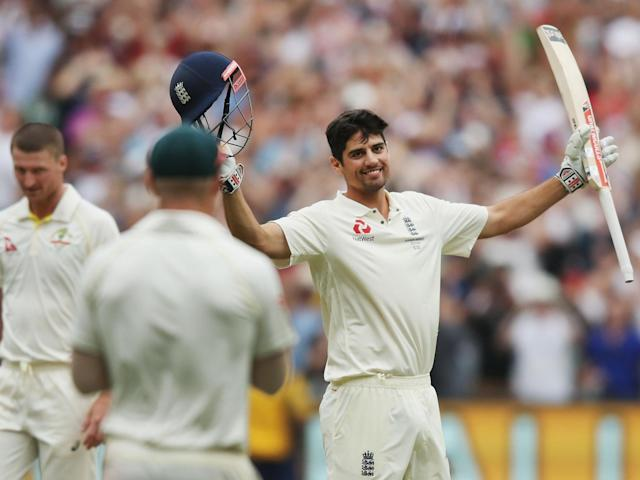 Alastair Cook: An England great for whom the beauty of the game was always in the struggle