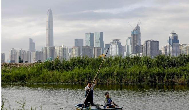Shenzhen has been identified as the 'core engine' of the much-heralded Greater Bay Area plan in a recently unveiled new blueprint for the city. Photo: Reuters