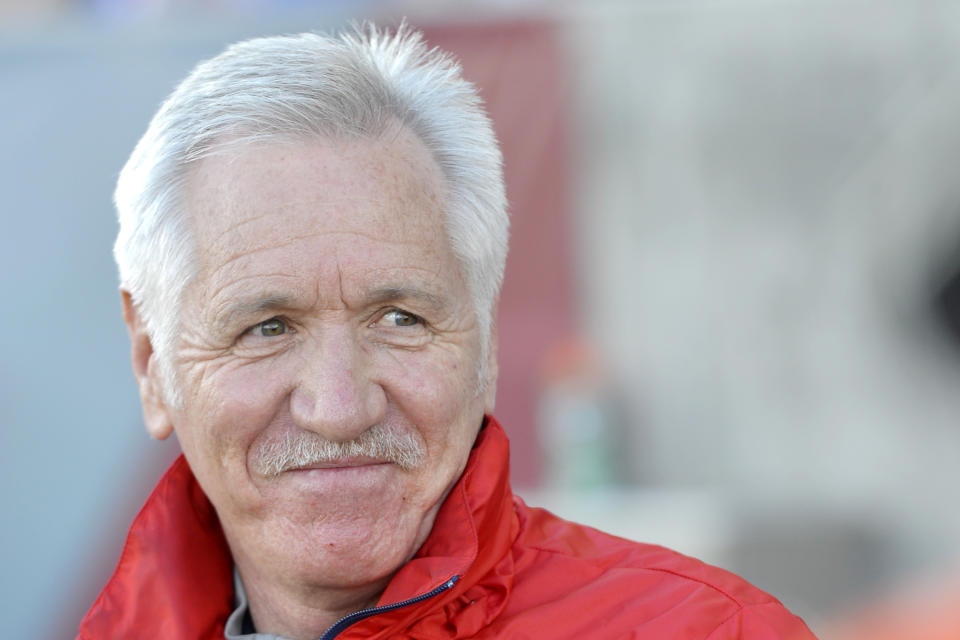 Things might have been different for Tom Sermanni if he brought his own staff with him to the USWNT. (AP)