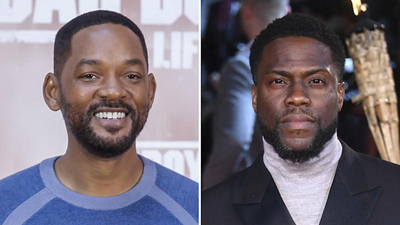 Will Smith and Kevin Hart Will Remake 'Planes, Trains'