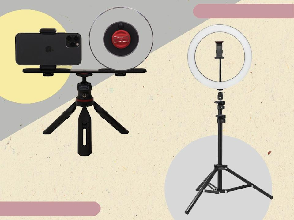 We spent hours video calling, photographing and filming (iStock/The Independent)