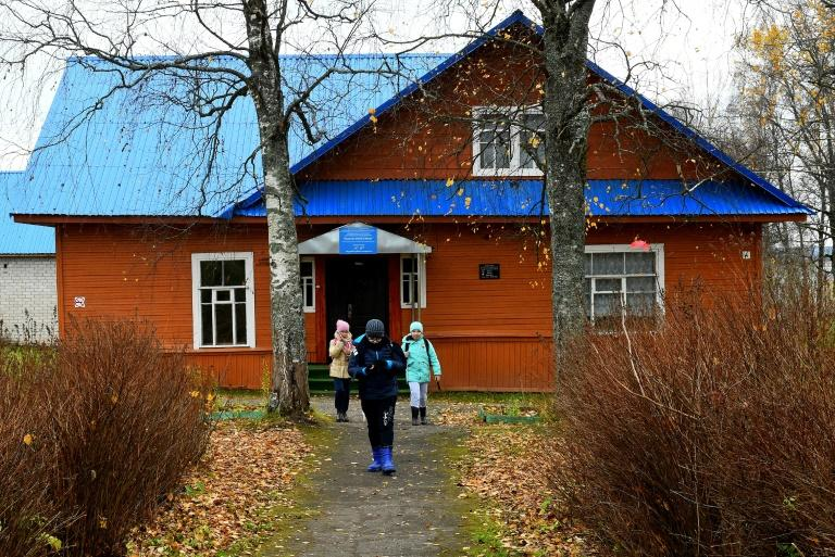 Russian villages have seen 22,000 schools close in the last decade