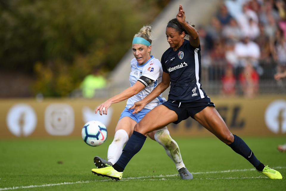 The NWSL has positive momentum going, and maintaining that will be important for Cindy Parlow Cone and Will Wilson. (Photo by Brad Smith/ISI Photos/Getty Images).
