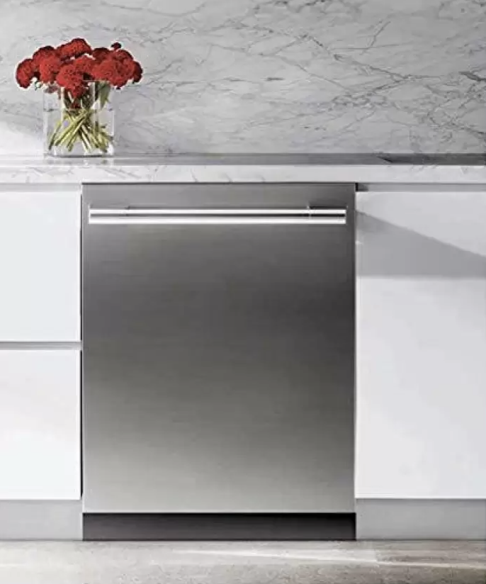 MODA Germany FINN_FI_60 Built-in 14 Place Settings Dishwasher