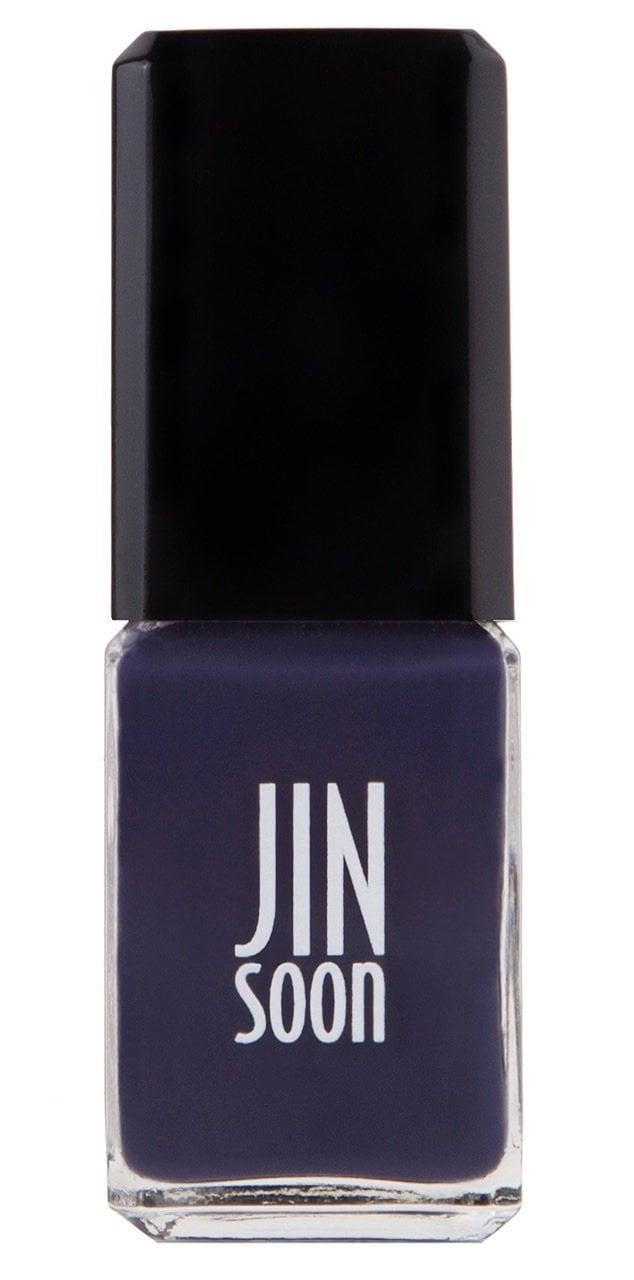 """<p>""""For those who want something a little more bold, a rich, darker purple will be popular,"""" Lee said. """"This will bring an edgy and chic look to your nails that still works through summer.""""</p> <p><span>Jinsoon x Transguy Supply Nail Lacquer in Midnight Prince</span> ($18)</p>"""