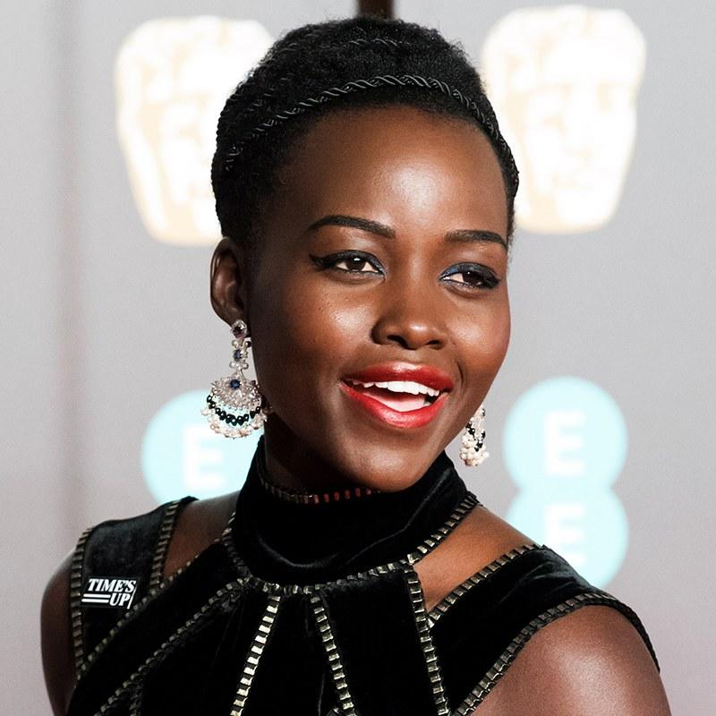 Lupita Nyong'o Paid for 600 Kids to See 'Black Panther' Because She's the Absolute Best