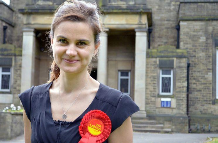Jo Cox was murdered by a far-right extremist in June last year (Rex)
