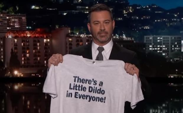 Jimmy Kimmel, during is run for mayor of Dildo, Newfoundland