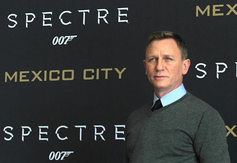 "The stereotyped image of British spy James Bond, last played by Daniel Craig (pictured), provides a ""misleading portrayal"" of MI6, said agency chief Alex Younger"