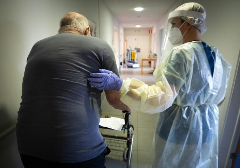 Amnesty said more than 60 percent of Belgium's Covid-19 death toll fell on retirement home residents