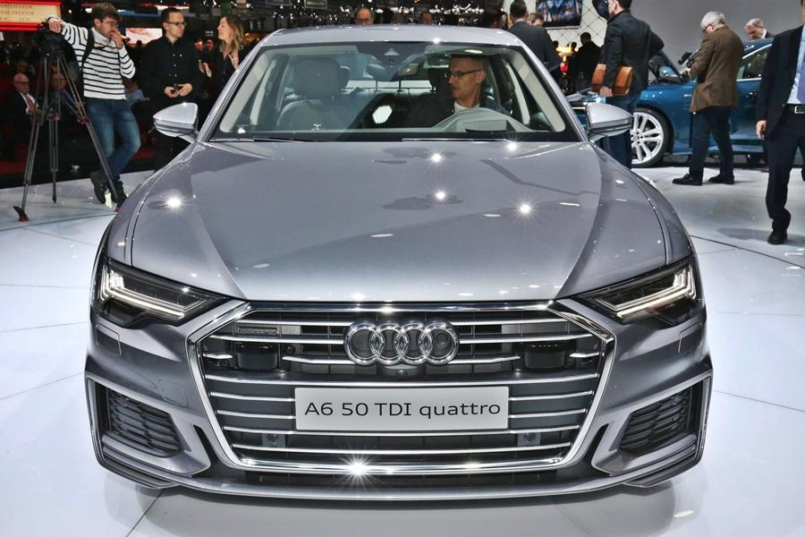 This is the big one. Audi is expected to launch the new generation A6 towards the end of September. It can be called a shrunken A8 with a lot of tech grafted onto it -- including two massive screens dominating the cabin.
