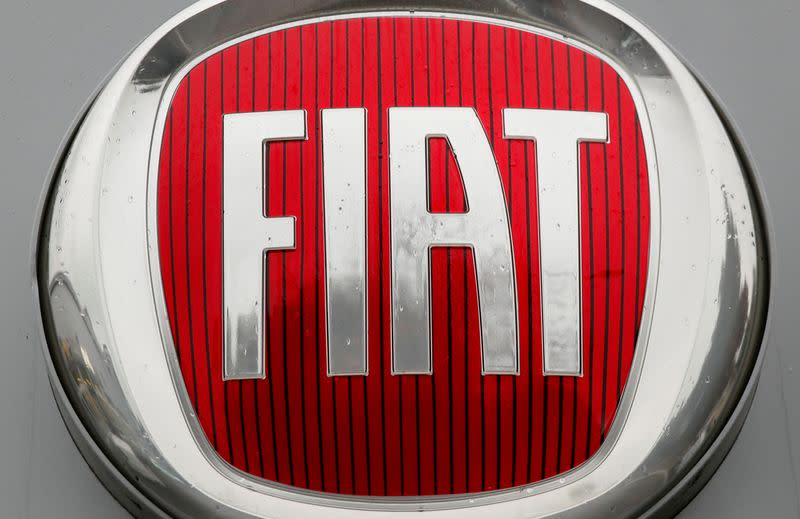 Fiat reaches deal with unions on measures for production restart in Italy
