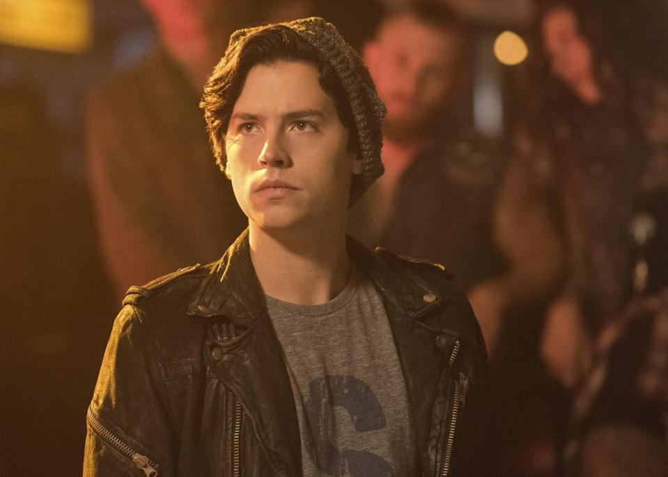 <p>Trying to remember who Cole Sprouse played on <em>Friends</em>? Duh, he played Ross's adorable son Ben! There may be some Gen Z kids who would argue that his turn on <em>Suite Life of Zack & Cody</em> was his best gig, but he's transformed himself so completely as Jughead Jones on <em>Riverdale,</em> that it really shows off how much he's grown in the past two decades IMHO.</p>