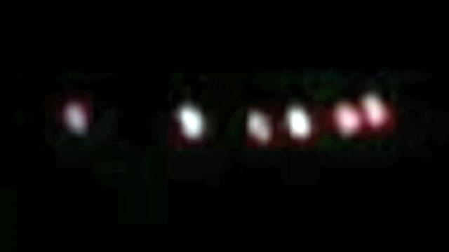 UFO? Mystery Lights Float Above North Carolina