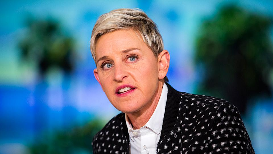 """The Ellen DeGeneres Show has been slammed by former employees who have revealed just how """"toxic"""" the work environment actually is. Photo: Getty"""