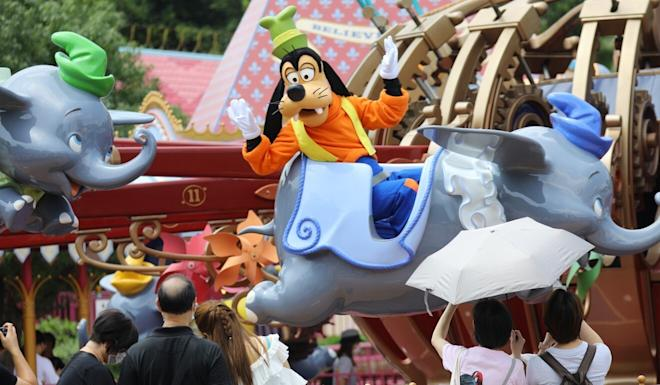 Hong Kong Disneyland, which reopened on Friday, is offering staycation packages for locals. Photo: Dickson Lee