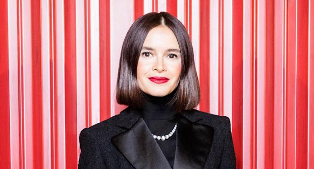 Miroslava Duma says she was diagnosed with a rare lung disease earlier this year. [Photo: Getty]