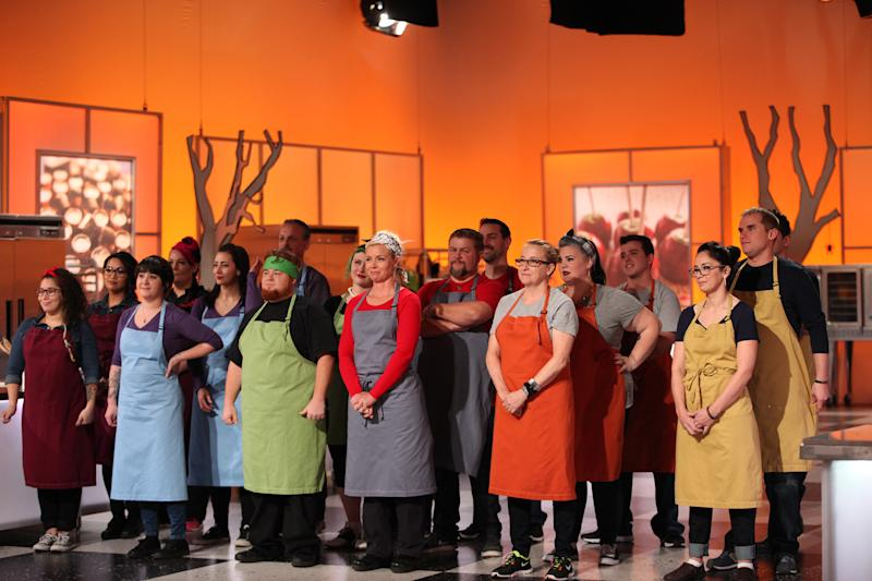 Food Network Celebrates Halloween All Month-Long With New Season ...