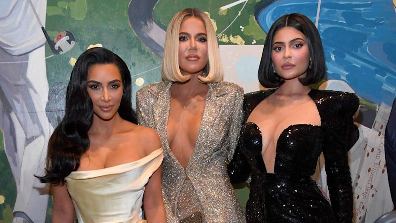 The Kardashian West Jenner Christmas Party Was Epic -- See the Pics!