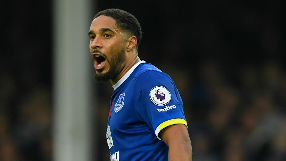 HD Ashley Williams Everton