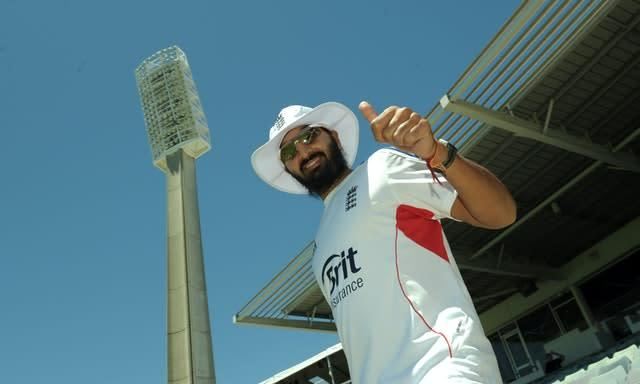 Monty Panesar was an early inspiration to Virdi (Anthony Devlin/PA)