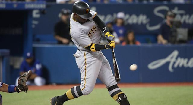 Andrew McCutchen is one of the best one-year plays on the market. (Photo by Tom Szczerbowski/Getty Images)