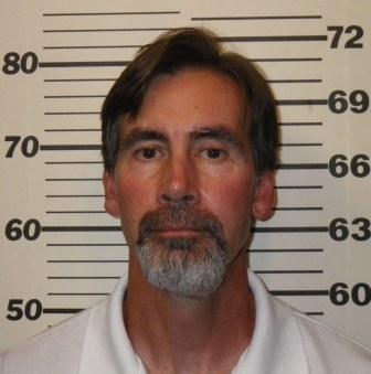 This photo provided by Utah Department of Corrections shows Addam Swapp on July 3, 2013. Swapp, the man who bombed a Mormon church building and sparked a 13-day standoff in 1988 that left a corrections officer dead at a polygamist compound, was released from prison on Tuesday, July 9, 2013, after more than 25 years behind bars. Swapp, 52, was accompanied by family members as he left Sanpete County Jail three months after members of the state board of pardons and parole approved his release, saying he had shown remorse for leading the standoff in Marion. (AP Photo/Utah Department of Corrections)