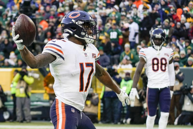 Bears find meaning in final games without playoffs