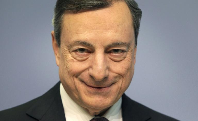 European Central Bank chief Mario Draghi says quantitative easing has become a 'normal instrument'