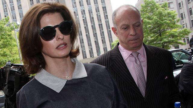 Supermodel Linda Evangelista, French Tycoon Duke it Out Over Child Support