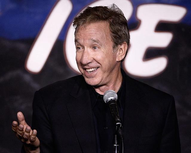 This season of Tim Allen's series <em>Last Man Standing</em> is less political than it has been in the past. (Photo: Michael Schwartz/WireImage)