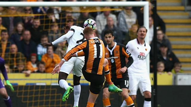 Things looked bleak for relegation-threatened Hull City when Oumar Niasse saw red, but Marco Silva's men dug deep to record a key victory.