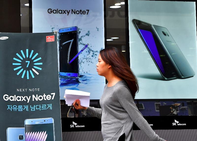 Purchased A Samsung Note7? Shut It Off And Don't Use It