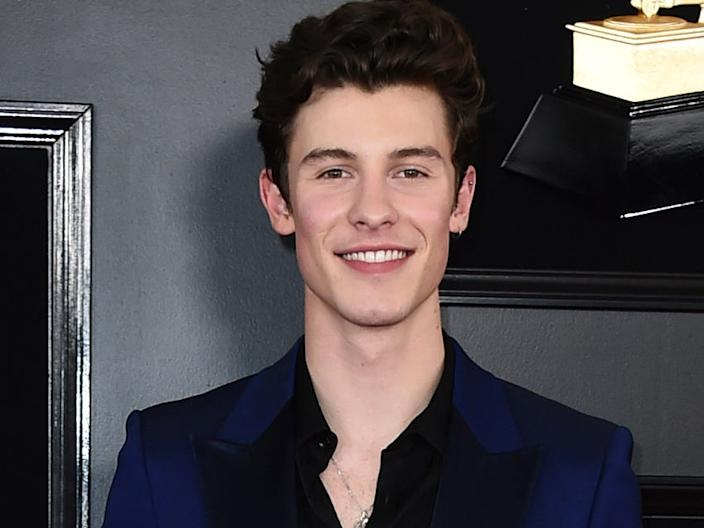 Shawn Mendes in 2019.