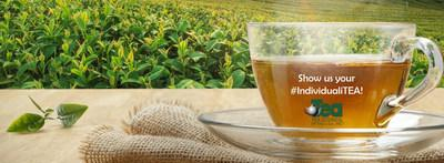 How do you drink tea? Share your photo, video or description on Twitter with the hashtag #IndividualiTEA and tag @TeaCouncil for a chance to win $500 and a year's supply of tea!