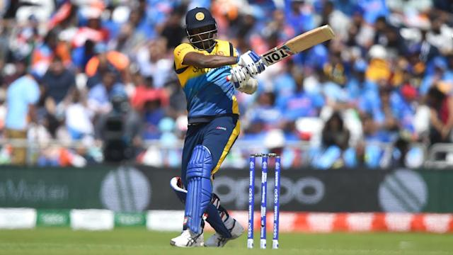 After suffering three heavy defeats to Australia in their last T20 series, Sri Lanka have recalled Angelo Mathews for the tour of India.
