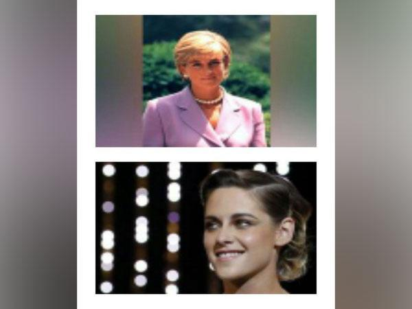 Princess Diana and Kristen Stewart