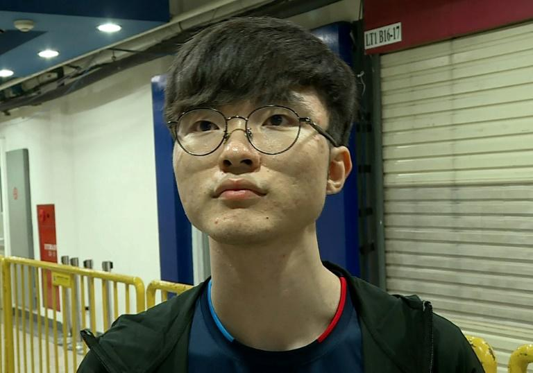 Faker, real-name Lee Sang-hyeok, enjoys similar fame to basketball and baseball stars in South Korea