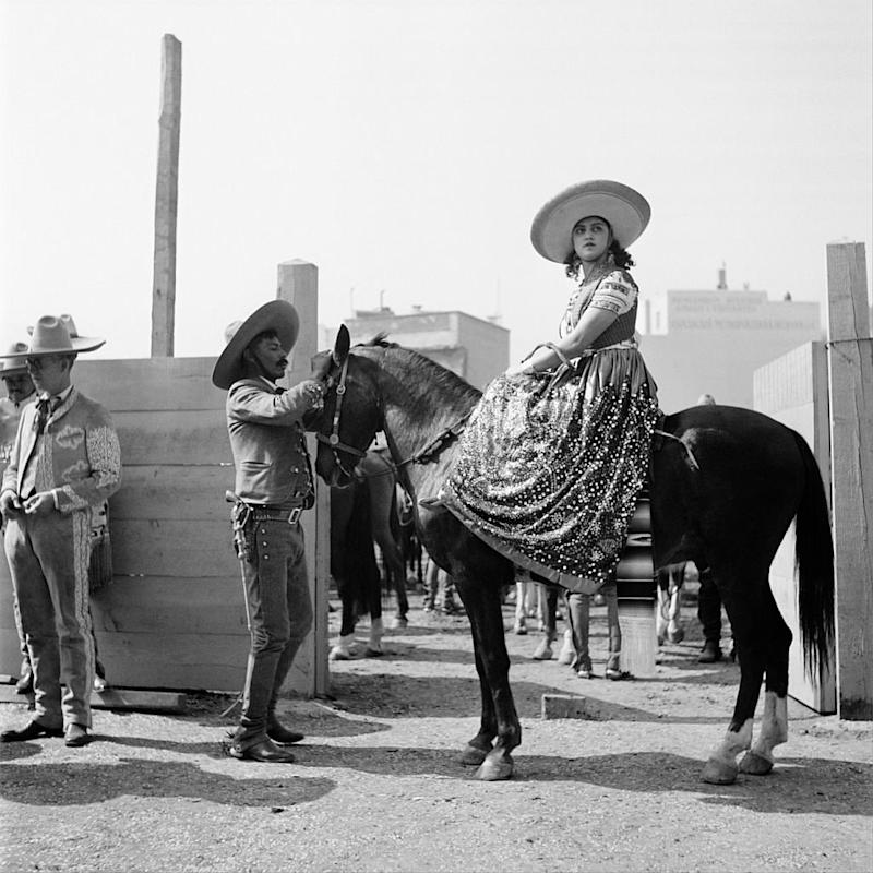 Mexico in the 1930s - getty