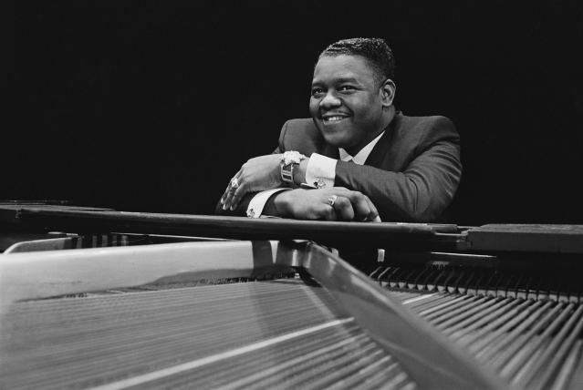 <p>Fats Domino was a New Orleans pianist and singer who was considered one of the pioneers of rock 'n' roll. He died Oct. 24 at the age of 89.<br>(Photo: Getty Images) </p>