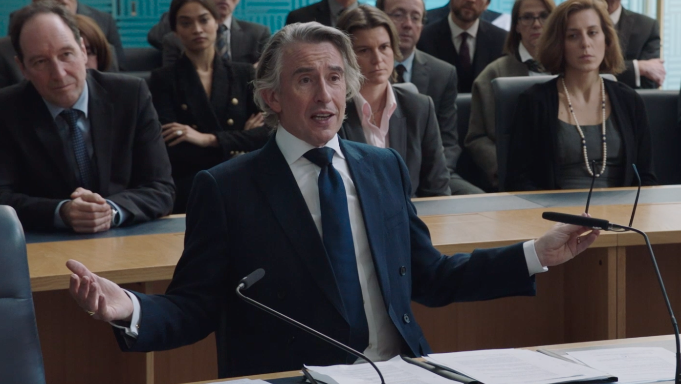 Steve Coogan in a still from <i>Greed</i>. (2020)