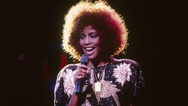 Whitney Houston's best friend confirms their love affair