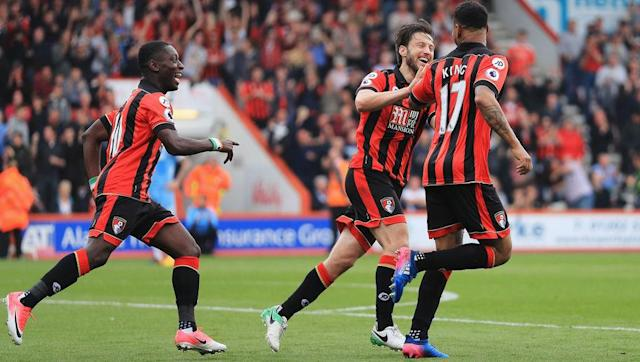<p>The Cherries have impressed at times with their strong-willed, and impressive style of football. Be that in their destruction of Hull City in their 6-1 last October, or their 4-3 comeback against Liverpool last December.</p> <br><p>However, with the acquisition of more talented signings, as well as an increase in talented backroom and coaching staff (which are all things a new stadium and club growth can bring to the Cherries) Bournemouth could very well prove to be a dominant and regular force in the Premier League, particularly with Eddie Howe at the managerial helm.</p>