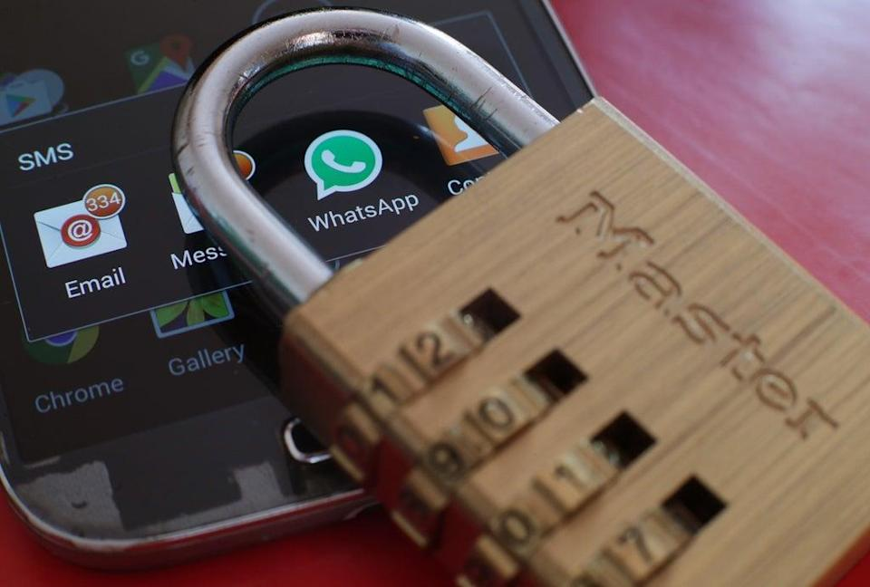 Privacy settings should be set to high by default, the code states (Yui Mok/PA)